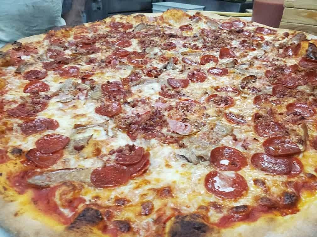 28 inch pizza
